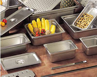 Stainless Steel Gastronorm Pan