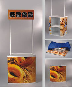 Wholesale Promotion Table: Promotion Table/Promotion Counter/Custom Retail Kiosk