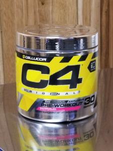 Wholesale c4: Cellucor C4 Original Explosive Pre-Workout 30 Srv
