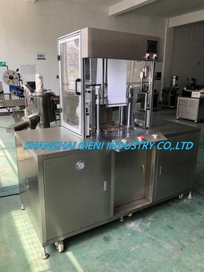 Sell Compacting Machine for eyeshadow/ powder cake
