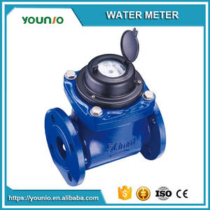 Wholesale drying line: Younio Dry Type Woltman Water Meter in-line Water Meter