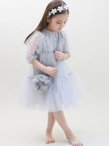 Wholesale Girls' Dresses: Balloon Dress