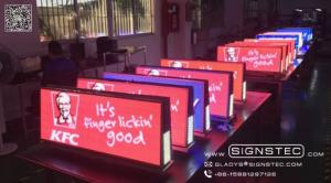 Wholesale taxi top led display: SignsTec Taxi Top Advertising Screen Outdoor