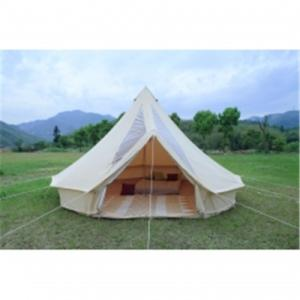 Wholesale military items: 5m Canvas Bell Tent with PVC Roof    Custom Canvas Bell Tent    5m Canvas Bell Tent