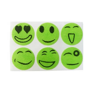 Wholesale under eye patch: Citronella oil anti mosquito repellent stickers for babies