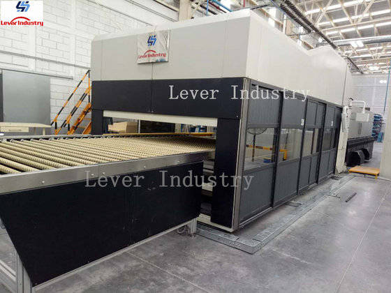 Sell Automotive Backlites Glass Tempering Furnace
