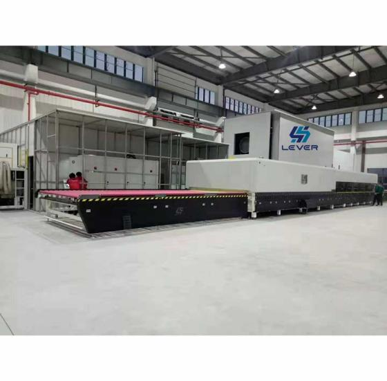 automatic door: Sell Glass Toughening machine / Glass tempering furnace