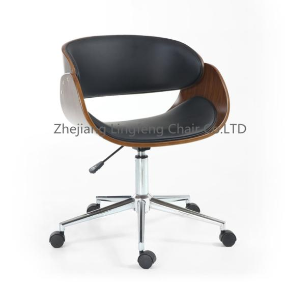 Sell Modern Bentwood Office Chair Swivel Computer Leather Office Chair