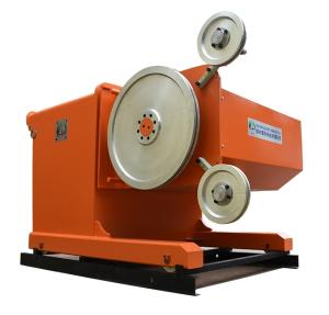 Wholesale granites: Diamond Rope Saw Machine for Granite Block and Marble Wire Saw Quarry Stone Cutting Machine