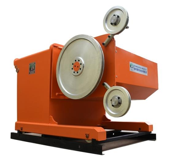 Diamond Rope Saw Machine for Granite Block and Marble Wire Saw Quarry Stone Cutting Machine