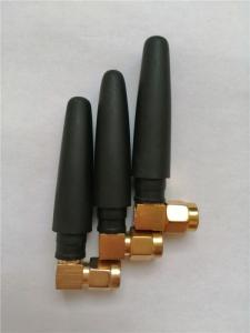 Wholesale Antennas for Communications: Rubber Antenna 3G with SMA R/A Male Connector 50.2mm Height