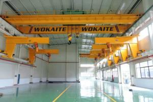 Wholesale chain hoist: Factory  Electric Chain  Hoist Double Trolley Overhead Crane Sale