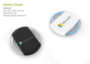 Wholesale Mobile Phone Chargers: New Wireless Charger with Clear Arms