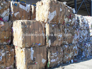 Wholesale kraft paper machine: Waste Paper, Mixed Waste Paper,