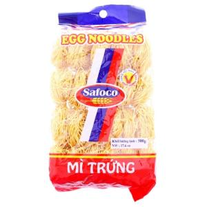 Wholesale egg: 500g Bag Packing EGG NOODLES_ the Product High Quality in Vietnam