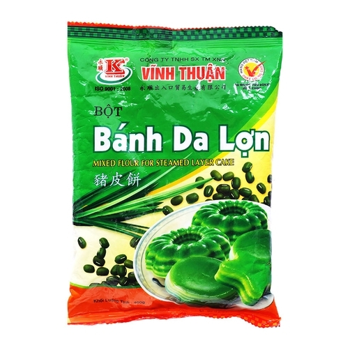400g Bag Packing Vietnam Mixed Flour for Jelly Cake Fmcg Product Ready Mixed Flour Flour Whitening