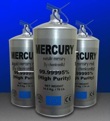 Sell Mercury Liquid