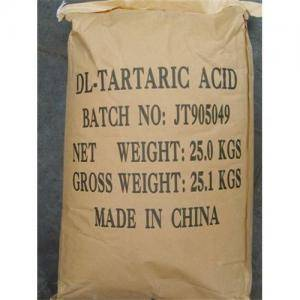 Wholesale white crystal powder: Dl Tartaric Acid Anhydrous ,Xantham Gum.SPrtame,Citric Acid