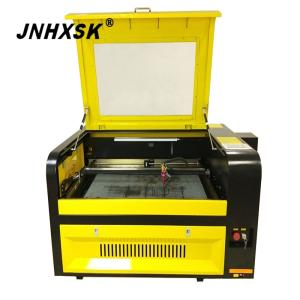 Wholesale laser cutting machine: JNHXSK 80W CNC Laser Engraving and Cutting Machine TS6090 Auto Focus with Ruida System