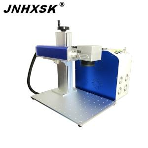 Wholesale raycus 20w table: JNHXSK 20W Split Laser Marking Machine TS-20F Support 6 Languages Metal Marking Machine