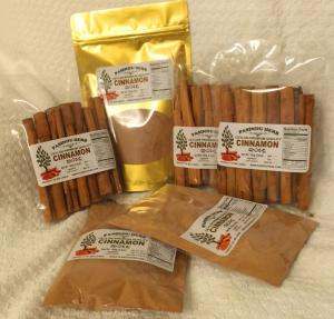 Wholesale Other Grain Products: Cinnamon