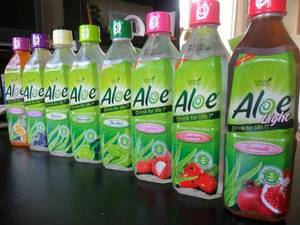 Wholesale drinks: Aloe Vera Drinks / Juice