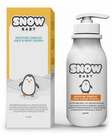 Wholesale dried vegetables: SNOW Baby Moisture Complex (Face&Body)