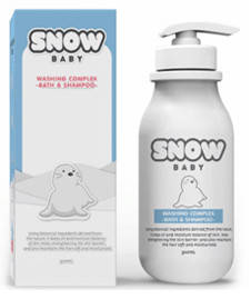 Wholesale baby: SNOW Baby Washing Complex(Bath&Shampoo)