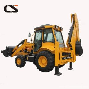 Wholesale farm tire: 2018 New Arrival 3Ton Tractor Small Backhoe Loader