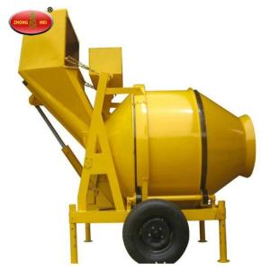 Wholesale factory concrete pump coupling: Large Industrial Diesel Automatic Concrete Mixer