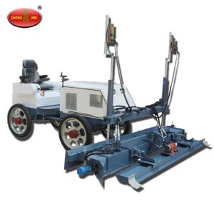 Wholesale concrete laser screed: Road Construction Ride On Laser Screed Machine