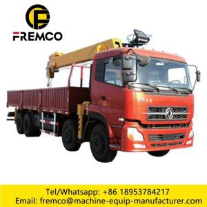 Wholesale crane truck: Crane Truck 12 Ton Inspection Checklist