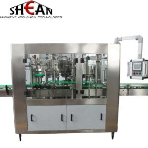 Wholesale filling line: Automatic Craft Beer Aluminum Can Filling Sealing Machine / Beer Canning Machine Line