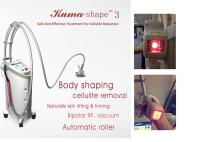 Sell fat reduct skin tightening, face lifting multifunction Vela shape machine