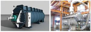 Wholesale Chemical Machinery: High Quality Horizontal Disc Dryer
