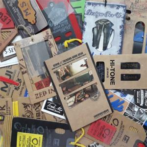 Wholesale Garment Labels & Tags: Hanging Tags and Labels