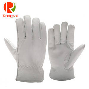 Wholesale leather gloves: Warm Gloves Winter Cowhide Leather for Driving