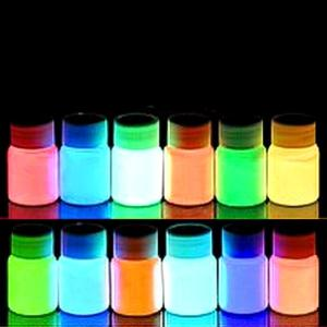 Wholesale Pigment: HIgh Quality Photoluminescent Pigments  Luminous Glow Pigments Powder