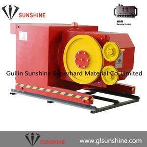 Wholesale granite saw: Quarrying Wire Saw Machine for Marble Granite Quarries Cutting