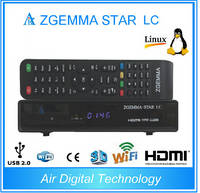 Low Cost Satellite TV Receiver Zgemma Star LC DVB-C Set Top Box