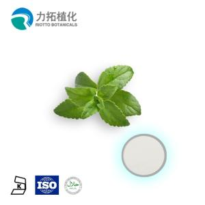 Wholesale stevia sweetener: Factory Supply Sweetener 40% To 98% Stevia Leaf Extract