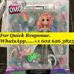 Wholesale star: Lol Surprise Winter Disco Omg Crystal Star Collectors Doll 2019
