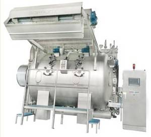 Wholesale liquor: Combo Series Model Gfala Extra Low Liquor Ratio Ht-HP Fabric Dyeing Machine