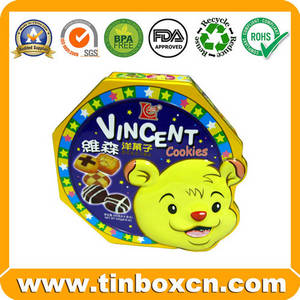Wholesale biscuit: Cookie Tin,Biscuit Tin,Cake Tin,Food Tin Box,Food Tin Can