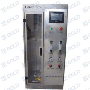 Wholesale dettol: IEC 60332-1 Flame Propagation Tester for Single Cable