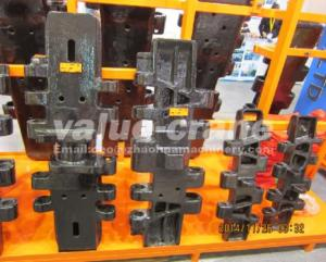 Wholesale crane track pad: China LS-120RH-5 undercarriage track shoe