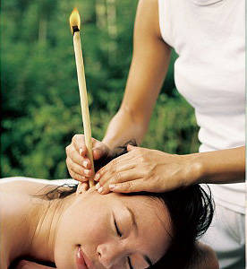 Wholesale waste vegetable oil: Ear Candle