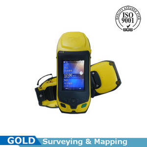 Wholesale handheld gps: Dual Frequnecy Handheld GPS Survey GIS Data Terminal RTK Handheld M/Dm/Cm/Mm Accuracy GPS