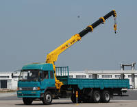 Sell Telescopic Hydraulic Crane Series From 1 Ton To 16 Ton