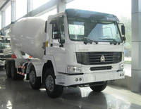 Sell Concrete Mixer Truck 8 x 4